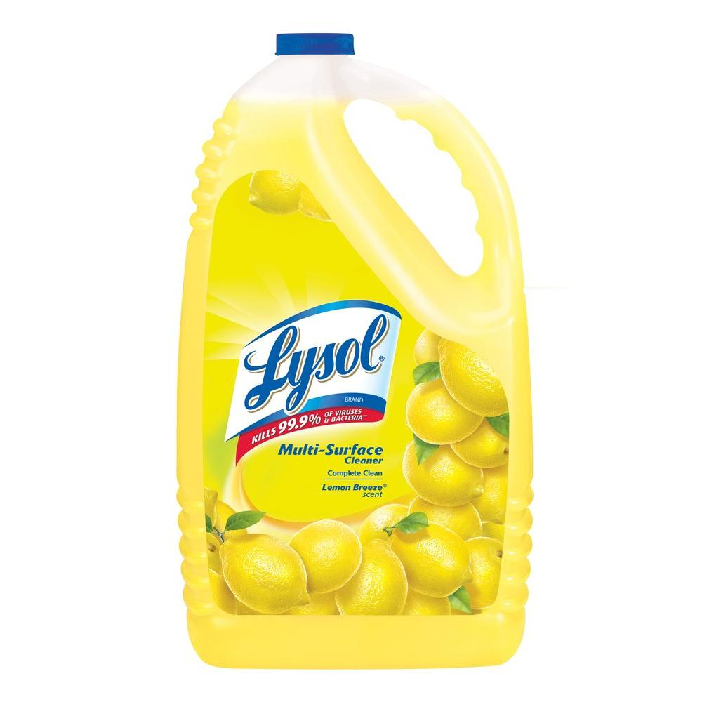 CLEANER LYSOL 210oz 