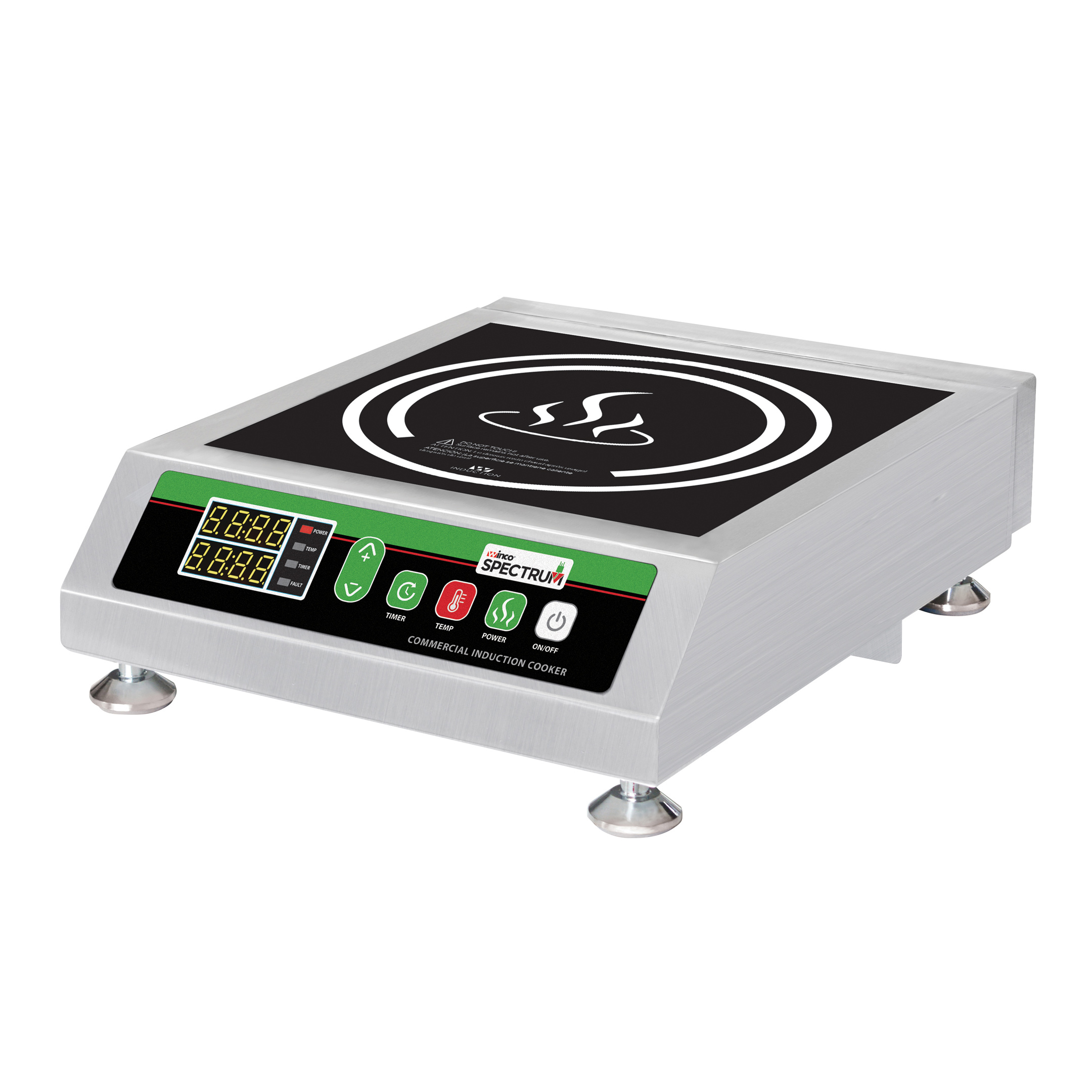 COOKER/RANGE INDUCTION  WINCO EICS-18 COMMERCIAL