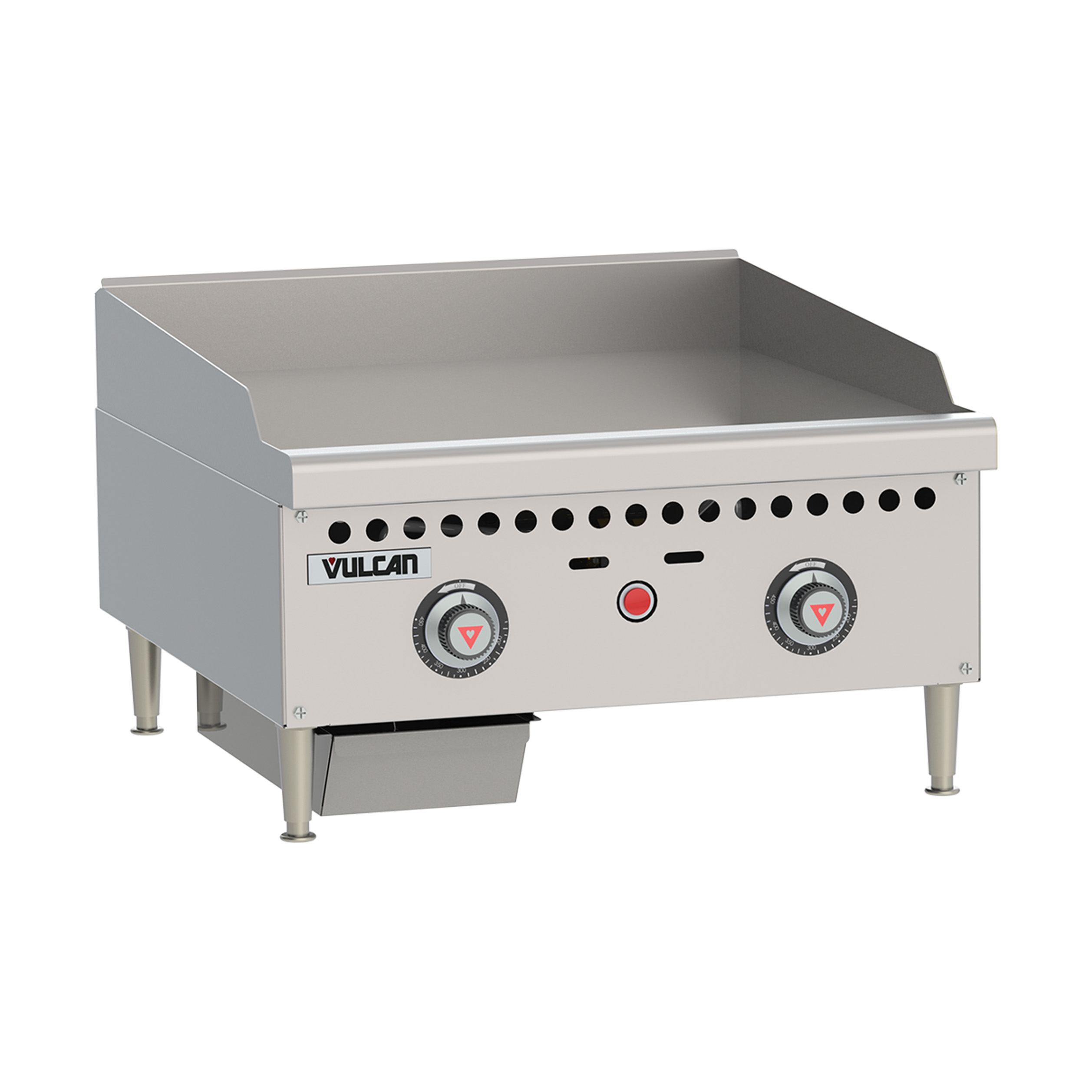 "GRIDDLE COUNTERTOP GAS 48""W VULCAN VCRG48-T1"
